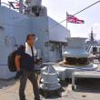 ロイヤルネイビーの「グロッギー」騒動始末〜強襲揚陸艦「アルビオン」