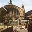 フランクフルト中央駅 【ドイツ国鉄】 欧州鉄道旅行(1976.AUG)-2