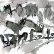白い花の咲く頃<2> トカラ列島[詩人・伊藤冬留のエッセイと画人・高見乾司の風景素描によるコラボ]