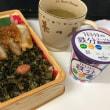 今日のお昼ご飯 ピリ辛鶏高菜弁当