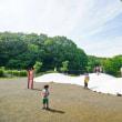 早くも樹木が色濃くなり始めた小金井公園です 其の4
