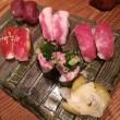 ♪♪ #人形町肉寿司 次回は予約の上ホルモンの浅漬けにありつくぞぉ♪