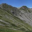 南アルプス3033メートル
