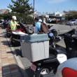 125cc原付バイクで三浦半島一周です