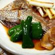 ご飯がすすむ♪鯛の煮つけ&豚汁♪