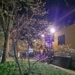 蘇州 春節 西園へ深夜の初詣