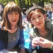 今日は円山公園にお出掛け・・・♪