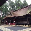 お盆休み 寺と神社の巻