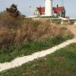 ケープコッドの灯台