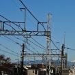 青空、日本晴れ!!冷たい朝ですが、気分爽快