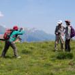 スイス旅行6日目   ユングフラウ三山眺望ハイキング後編 №47「307」