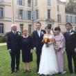 着物で結婚式inフランス