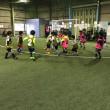 サッカー教室開催しました!