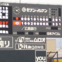 薮田が7回2失点で15勝目