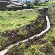 空地の草刈と排水溝工事(更新版)