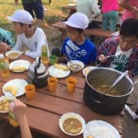 波戸岬少年自然の家で宿泊訓練(1日目)