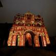ル・ピュイ 大聖堂「光のショー」
