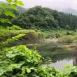 幻想の湖面