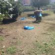 公園の草刈清掃
