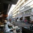 柳橋中央市場牡蛎を買った
