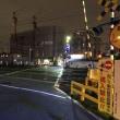 東淀川駅と開かずの踏切
