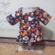 メイちゃんの ハロウィンのお洋服ができました 2