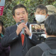 大阪拘置所前で抗議行動 / 弱者敵視、あおる社会