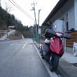 夕暮れの城峯山へショートツーリング
