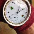 懐中時計用ベルトバックル仕上げ