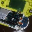 PS VITA(PCH-2000)、バッテリー交換。