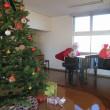 クリスマス会がありました。