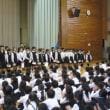 10/17  学級委員任命式