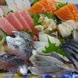 卒園・卒業のお祝いに「刺身盛合せ」「手巻き寿司用のネタ盛合せ」「真鯛の姿造り」☆彡刺身と手作り干物の専門店「発寒かねしげ鮮魚店」。