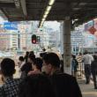 東京の痕跡(品川駅線路切替工事)
