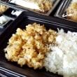 お惣菜と玄米のお弁当