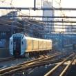 2018年3月19日,今朝の中央線 成田エクスプレス3号 E259系
