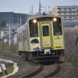 臨時列車、増結定期列車などを撮影
