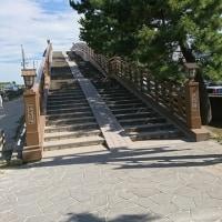 「草加松原」を歩いてきました。