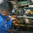 油圧シリンダー修理