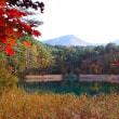 五色沼、裏磐梯の紅葉探訪(1)