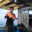 汐巻で大鯛が釣れた(2018/4/22)