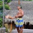 「ハワイ旅行記」№11 各民族のショー会場の見学