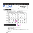 JA共済 書道・交通安全ポスターコンクール