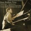 ドン・プーレンのピアノトリオとシンディ・ブラックマン