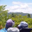 御嶽山が正面に・・・    下呂御前山 (1,641.0m)