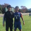 高校サッカー選手権岐阜県大会決勝戦