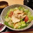 横浜 東京北浜 冷しゃぶとたっぷり野菜定食