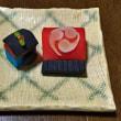 「ニキニキ」(京都駅八条口店)・・・季節の生菓子(創作八つ橋)・・・