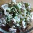 竹輪サラダ