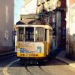 ポルトガル旅行記:8日目(その1)-「朝の日差しを浴びて」:アルファマ地区・リスボン